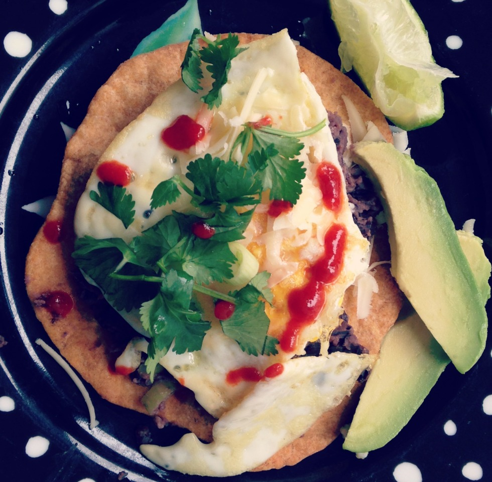 Sprouted Kitchen Breakfast Tostada